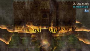 Images : Jeanne D'Arc brandit son épée