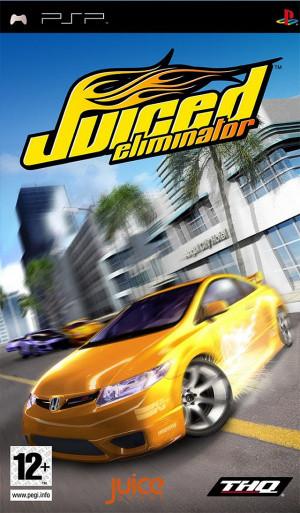 Juiced Eliminator sur PSP