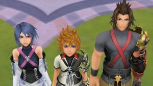 TGS 2008 :  Images de Kingdom Hearts - Birth by Sleep