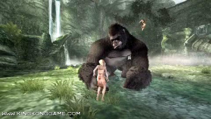 King Kong : premiers screens PSP
