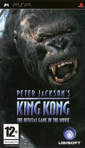 King Kong sur PSP