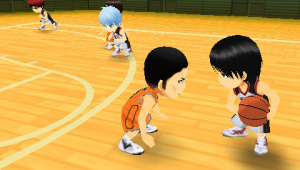Images de Kuroko's Basketball : Miracle Game