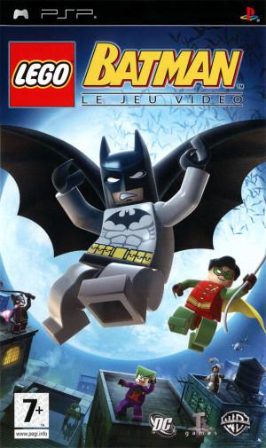 LEGO Batman : Le Jeu Vidéo sur PSP