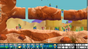 E3 : Lemmings