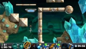 Les Lemmings avancent sur PSP