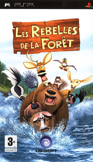 Les Rebelles de la Forêt sur PSP