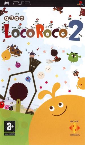 LocoRoco 2 sur PSP