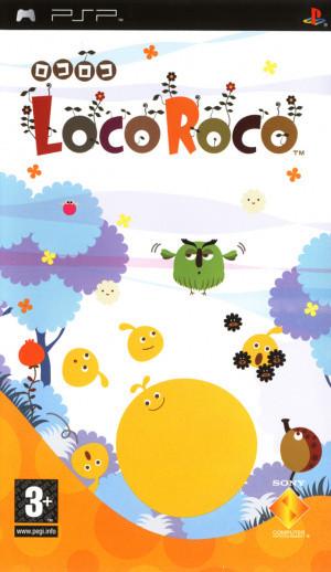 LocoRoco sur PSP