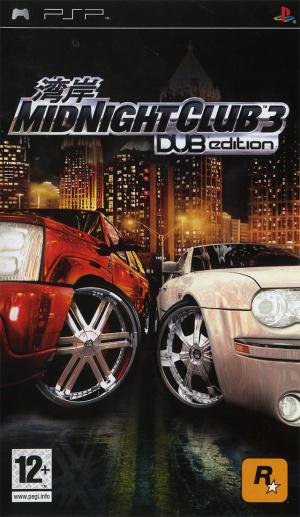 Midnight Club 3 : Dub Edition sur PSP