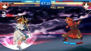 Images de Mahô Shôjo Lyrical Nanoha A's Portable : The Battle of Aces
