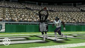 Madden NFL 06 sur le terrain