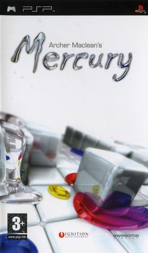 Archer Maclean's Mercury sur PSP