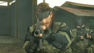 E3 2009 : Images de Metal Gear Solid : Peace Walker