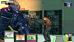 Images : Metal Gear Acid 2 s'infiltre sur PSP