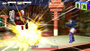 Images : Metal Gear Acid 2 s'infiltre sur PSP