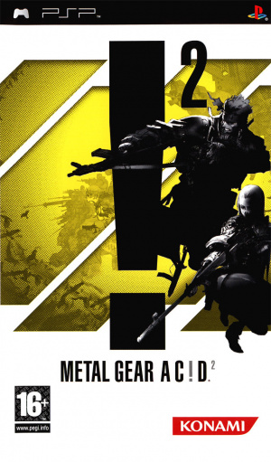 Metal Gear Acid²
