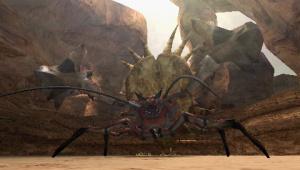 E3 2007 : Monster Hunter Freedom 2