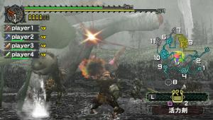 Images : Monster Hunter réclame sa liberté