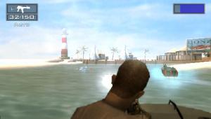 Images : Miami Vice s'exhibe sur PSP