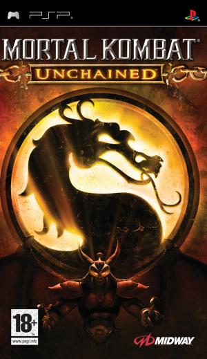 Mortal Kombat : Unchained sur PSP