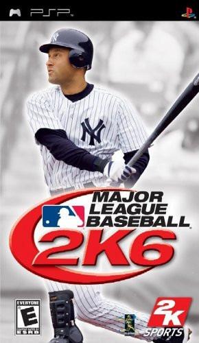 Major League Baseball 2K6 sur PSP