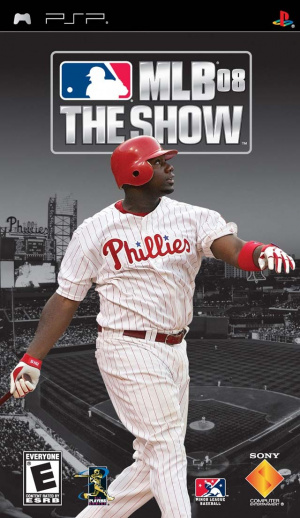 MLB 08 : The Show