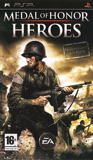 Medal of Honor : Heroes sur PSP