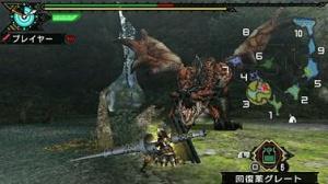 TGS 2010 : Images de Monster Hunter Portable 3rd
