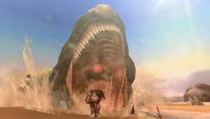 Nouveau contenu MGS pour Monster Hunter Portable 3rd