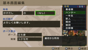 Images de Monster Hunter Portable 3rd
