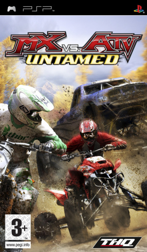 MX vs ATV : Extreme Limite sur PSP