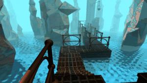 Images : Myst en version PSP