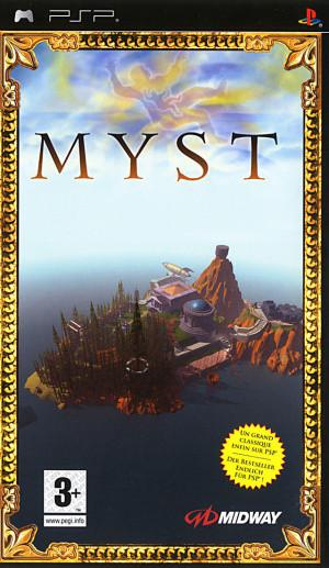 Myst sur PSP