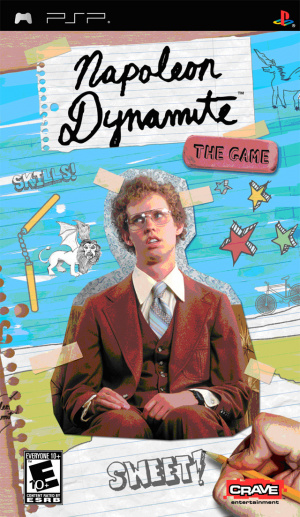 Napoleon Dynamite : The Game
