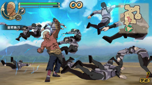 TGS 2011 : Images et vidéo de Naruto Shippuden : Ultimate Ninja Impact