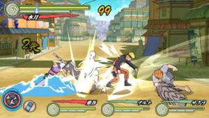 Naruto : Ultimate Ninja Heroes 3