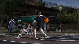 Images : NBA Ballers prend le rebond sur PSP
