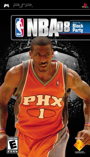 NBA 08 : Block Party sur PSP