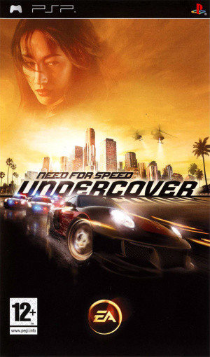 Need for Speed Undercover sur PSP