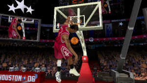 NBA Live 06 sur PSP