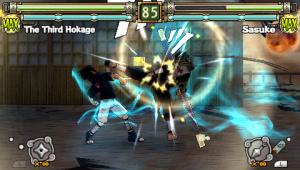 Naruto : Ultimate Ninja Heroes 2 en Europe
