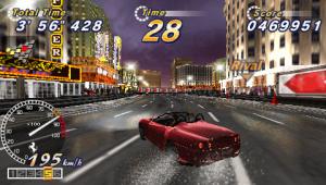 Images : Outrun 2006 tout en glisse