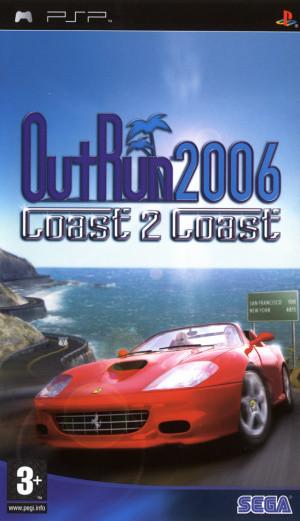 OutRun 2006 : Coast 2 Coast sur PSP