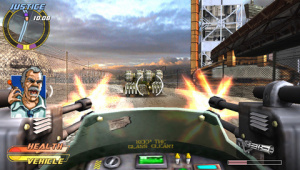 Images : Pursuit Force se retourne sur PSP