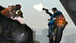 Images : Pursuit Force Extreme Justice