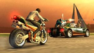 E3 2007 : Pursuit Force sur PSP