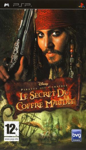 Pirates des Caraïbes : Le Secret du Coffre Maudit sur PSP