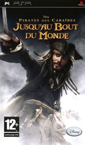 Pirates des Caraïbes : Jusqu'au Bout du Monde sur PSP