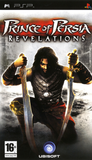 Prince of Persia Revelations sur PSP