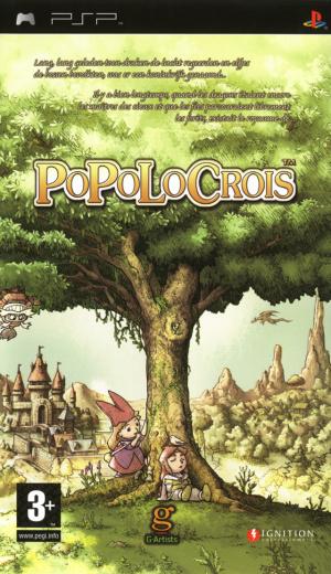 PoPoLoCrois sur PSP